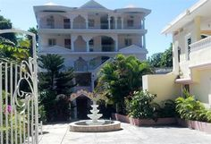Daily Discounts on All Hotels in Haiti at Dames Hotel Deals International - Jaclef Plaza - 97 route de Cyvadier, Jacmel, Haiti.  Best Price Guaranteed!