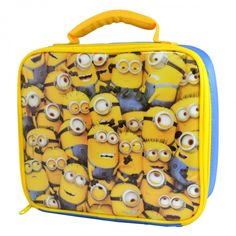 Despicable me 2 minions lunch bag
