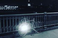 velotaf de nuit à Toulouse, vélo Peugeot Ventoux Sweet Revenge, Toulouse, Sport, Veil, Peugeot Bike, Night, Automobile, Deporte, Sports