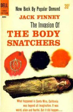 Dell Books - The Body Snatchers - Jack Finney