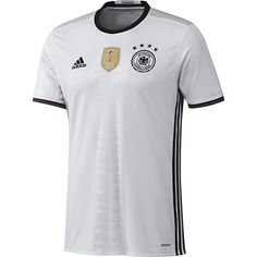 Our adidas Germany Home Jersey 2015-2016 is the jersey that Germany will be…