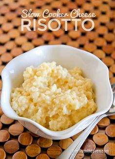 Slow Cooker Risotto And Simply Balanced At Target - Love From The Oven