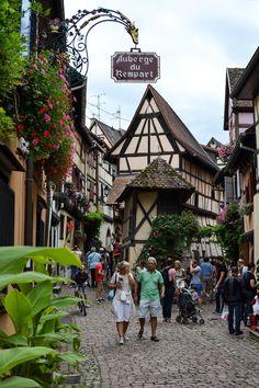 Weekend Trip to Colmar, France