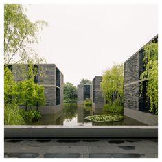 David Chipperfield - Xixi Wetland Estate [Hangzhou, China, 2015]