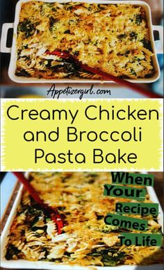 Another comfort food that I specially dedicated to those busy and bored people that are staying at home during this pandemic due to this COVID19 outbreak. I hope you will stay safe and healthy while enjoying yummy and delicious foods. Visit appetizer.com for more recipe delight. #chickenrecipe #creamychicken #broccolipastabake #easyrecipe