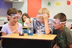 experimentos para niños...quimicos