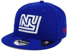 bd915fb722b98b New York Giants New Era NFL Historic Vintage 9FIFTY Snapback Cap