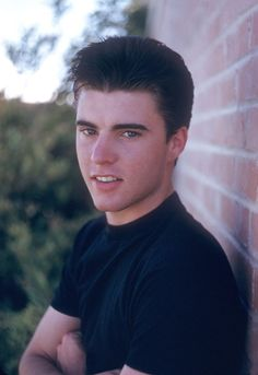 Ricky Nelson. Ricky Nelson, Vintage Hollywood, Classic Hollywood, Scott Baio, Country Videos, The Rifleman, Man Crush Everyday, Older Men, Country Singers