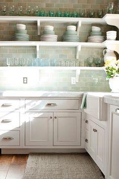 Unique Glass Subway Tile Kitchen Backsplash Commercial Room Furnishings
