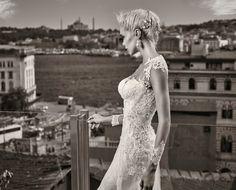Moda sposa 2016 - Collezione NICOLECAMPAIGN.  NIAB16129I. Abito da sposa Nicole.