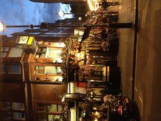 Love the clock. Cool pub.