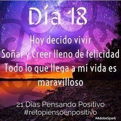 Maravilloso .... así tal cual ❤️ #Día18 #retopiensopositivo #56 # @cony_peque @la_yoyo_qui