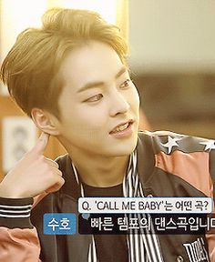 PRAISE JESUS AND THE HOLY FATHER FOR CREATING SUCH A BEAUTIFUL HUMAN #EXO #Xiumin
