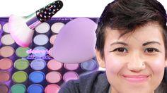1f25b0a37e Women Try The Kids  Makeup Challenge • Ladylike