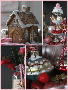 Pink Christmas on witenbont.blogspot.nl