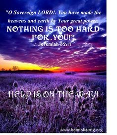 God our helper