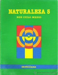 Libro de Naturaleza 5 EGB
