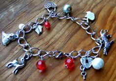 Twilight charm bracelet by @Mindi Plankey Ennis Plankey Ennis Everett Hilton