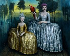 Sisters of Baroque by Mike Worrall