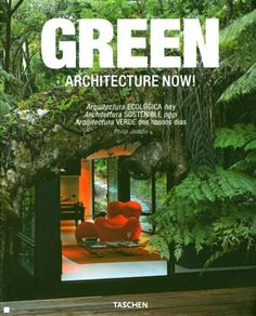 Green- Architecture Now! (English, German and French Edition) door Philip Jodidio TASCHEN America Llc Editie- Vinyl Bound, 416 pagina's Architecture Facts, Architecture Durable, Green Architecture, Sustainable Architecture, Sustainable Design, Architecture Design, Used Books Online, Passive Solar Homes, Green Building