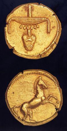 Talentos de oro  época Ptolematica