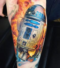 1. R2-D2This mischievous little astromech droid is the true hero of the entire saga. He is everywhere! There is no Luke Skywalker if R2-D2 doesn't find him. Everyone is fed to the sarlaac if R2 isn't there with Luke's lightsaber. Good luck escaping those Star Destroyers without R2 fixing the hyperdrive. I'm willing to bet that it wasn't the force that helped Luke make that shot to destroy the first Death Star, but instead it was a heavily damaged R2 controlling the torpedoes. He (or