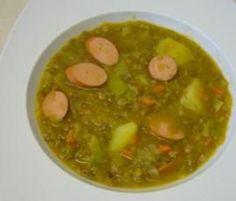 Rezept Linsensuppe von Thermomix Rezeptentwicklung - Rezept der Kategorie Suppen