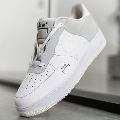 "b4042b2bef16 HYPEBEAST on Instagram  "" hypebeastkicks  Here s an official look at   srd        s  acoldwall x  nike Air Force 1 Low"