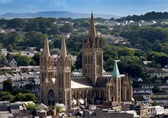Google Image Result for Truro Cathedral in Truro, Cornwall, England