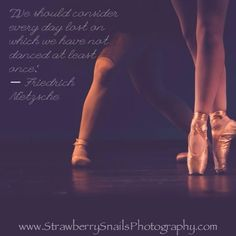 Love, laugh, and DANCE.   Pittsburgh dance portrait.  Pointe shoes. Strawberry Snails Photography