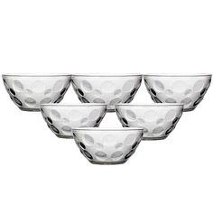 Design ideal para  compoteira que permite servir a mesa com elegância. Tigela que poderá ser utilizada para frutas,  petiscos e lanches.   Produto fabricado com vidro de altíssima qualidade.