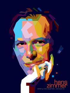 Hans Zimmer by Toni Agustian