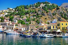 Greece, the most beautiful sailing region