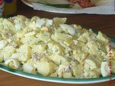 Aardappelsalade du chef