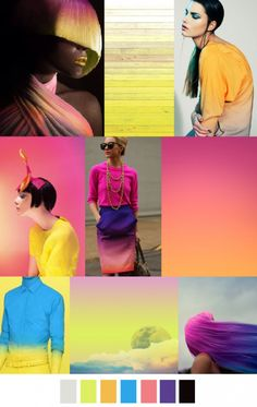 ombre-fade-There are a lot of collages for the Autumn/Winter ' 16 from Patterncurator. So you can find them in different pages.