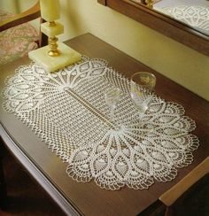 Click to view pattern for - Crochet doily