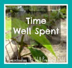 Time Well Spent #Garden, #GrowYourOwn, #WorkingTheLand #Gardening