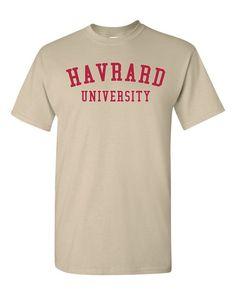 Havrard University Short sleeve t-shirt