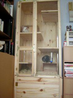 Je voudrais fabriquer une cage moins bruyante ... - Page 2