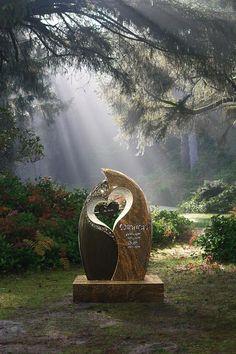 Grave Monuments, Grave Headstones, Memorial Garden Stones, Cemetery Decorations, Cemetery Art, Garden Markers, Card Box Wedding, Funeral, Flower Arrangements