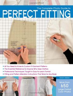 Amazon.fr - Complete Photo Guide to Perfect Fitting - Sarah Veblen - Livres