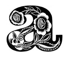 Letras Tattoo, Typography, Lettering, Macabre, Tribal Tattoos, Printmaking, Find Image, Graphic Art, My Style