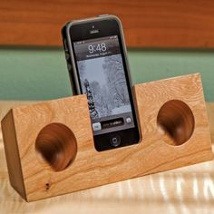 Koostik Passive Amplifier for iPhones - Rockler Woodworking Tools