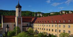 Bibliothek der Erzabtei, Beuron, Germany: HMML filmed 46 manuscripts here