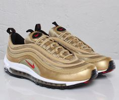 Nike Air Max 97 (yours were blue and i was obsessed with them) squeezed my big size 8 into them