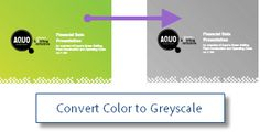 How to convert color PDF to grayscale in Adobe Acrobat X Pro