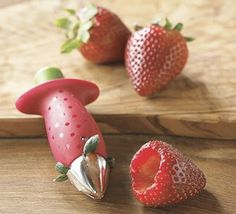 ‿✿⁀Must Have‿✿⁀  ~~Strawberry Corer
