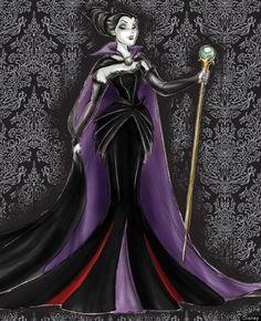Disney Villain: Maleficent