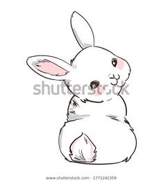 Cute Pics For Dp, Cute Pictures, Cute Bunny, Bunny Bunny, Bunny Tattoos, Bunny Images, Bunny Drawing, Bunny Logo, Bunny Face