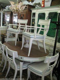 hollywood style furniture. Hollywood Regency Style Furniture   1940 HOLLYWOOD REGENCY DINING SET Furniture